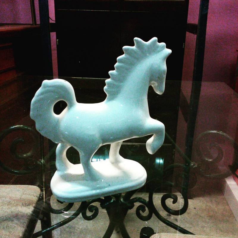 Cavalo de Louça