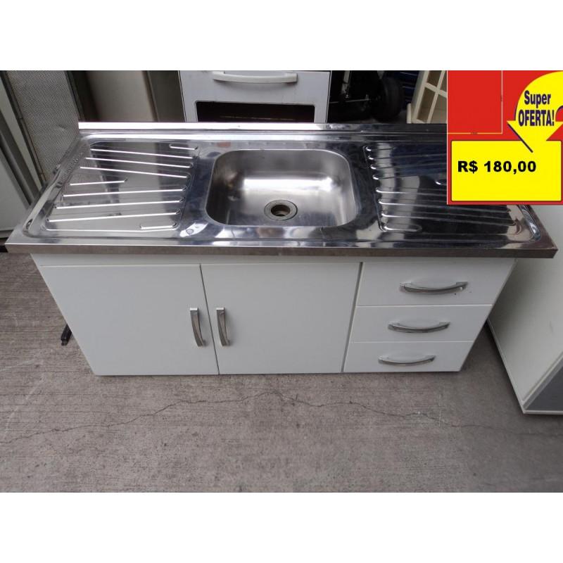 Gabinete de Cozinha com Pia (vendido)
